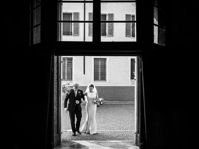 Il matrimonio di Niccolò e Elisa a Grumello Cremonese ed Uniti, Cremona 21