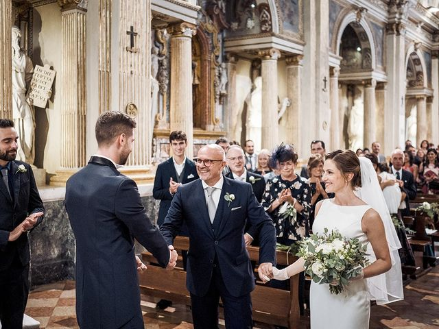 Il matrimonio di Niccolò e Elisa a Grumello Cremonese ed Uniti, Cremona 22