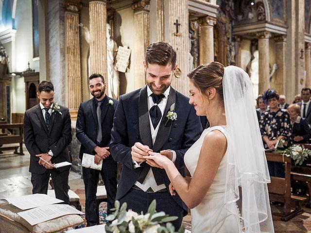 Il matrimonio di Niccolò e Elisa a Grumello Cremonese ed Uniti, Cremona 24