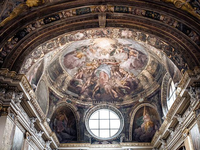 Il matrimonio di Niccolò e Elisa a Grumello Cremonese ed Uniti, Cremona 25
