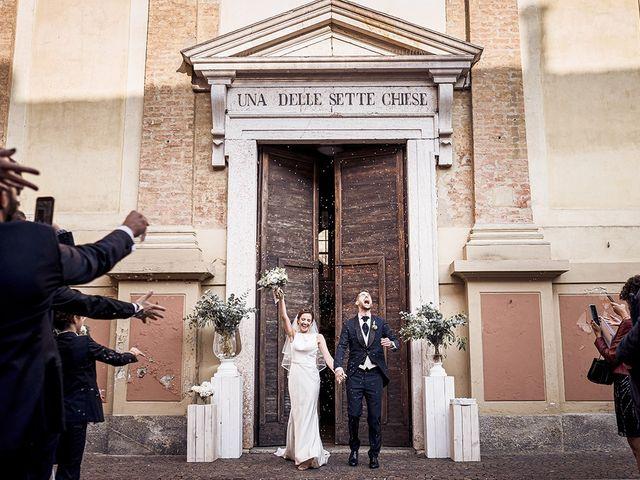 Il matrimonio di Niccolò e Elisa a Grumello Cremonese ed Uniti, Cremona 29
