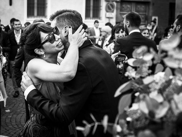 Il matrimonio di Niccolò e Elisa a Grumello Cremonese ed Uniti, Cremona 30