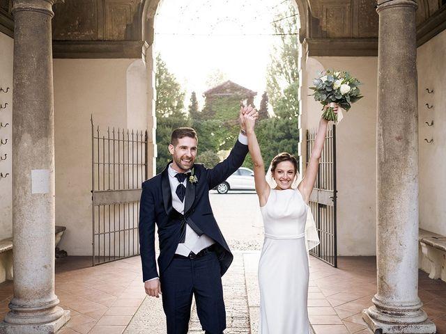 Il matrimonio di Niccolò e Elisa a Grumello Cremonese ed Uniti, Cremona 35
