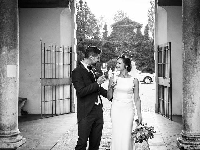 Il matrimonio di Niccolò e Elisa a Grumello Cremonese ed Uniti, Cremona 36