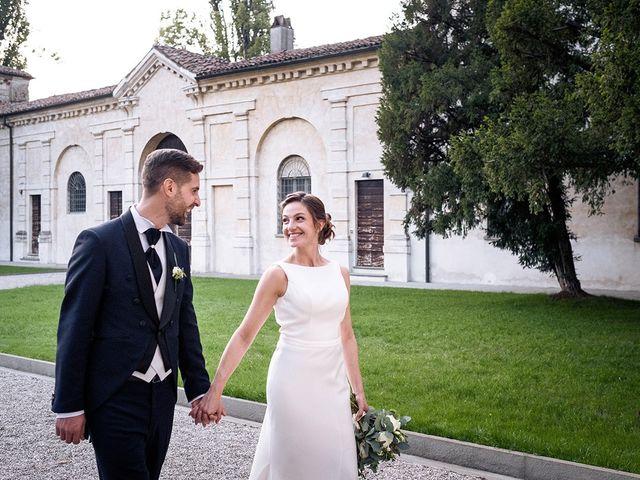 Il matrimonio di Niccolò e Elisa a Grumello Cremonese ed Uniti, Cremona 51
