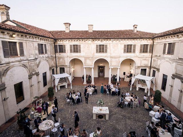 Il matrimonio di Niccolò e Elisa a Grumello Cremonese ed Uniti, Cremona 52