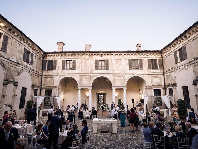 Il matrimonio di Niccolò e Elisa a Grumello Cremonese ed Uniti, Cremona 53