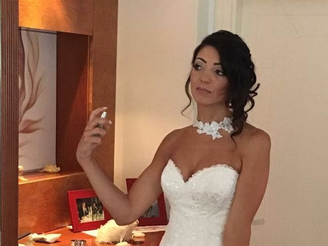 Il matrimonio di Valentina e Stefano a Calimera, Lecce 15