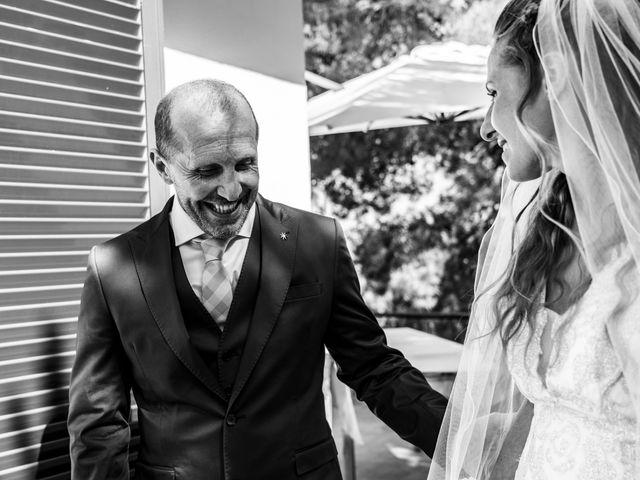 Il matrimonio di Enrico e Lisa a Arenzano, Genova 9