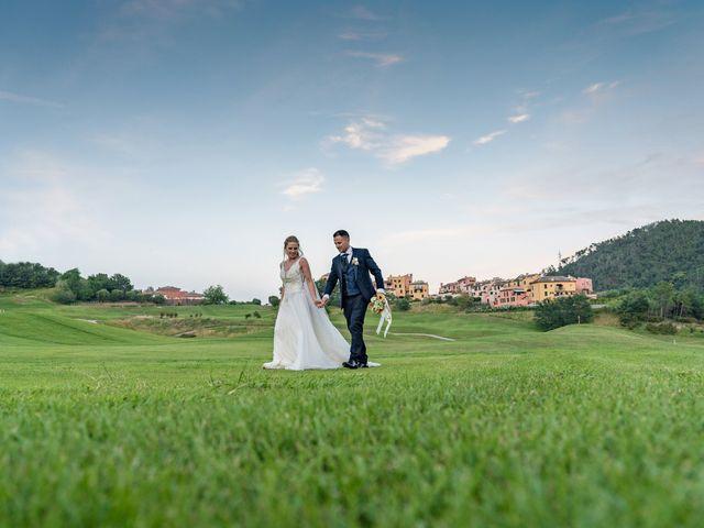 Il matrimonio di Enrico e Lisa a Arenzano, Genova 14
