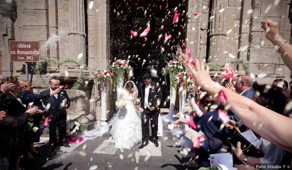 Il matrimonio di Francesco e Arianna a Francavilla di Sicilia, Messina
