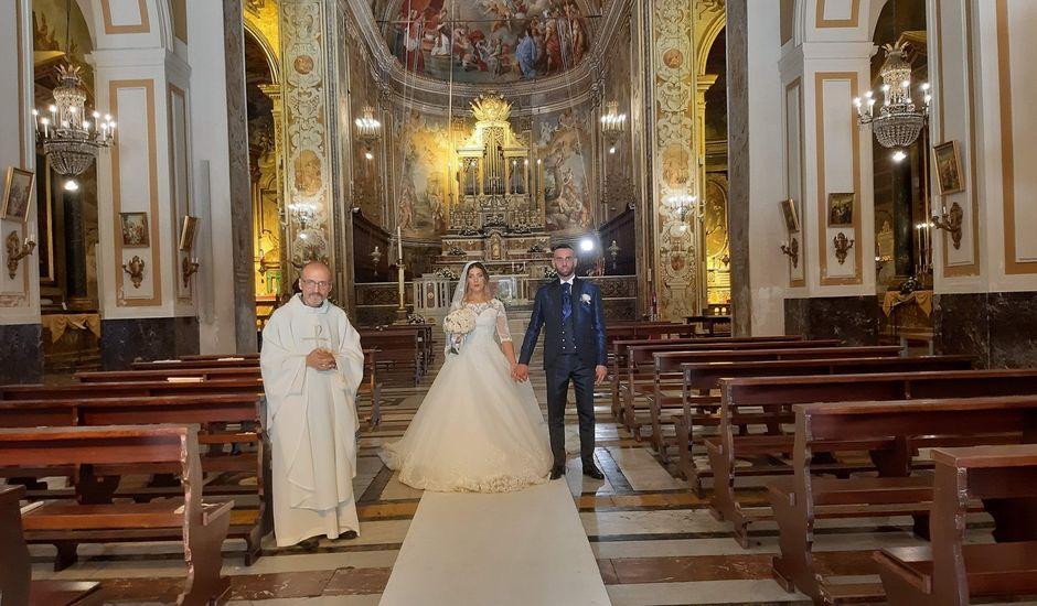 Il matrimonio di Latino e Tiziana a Acireale, Catania