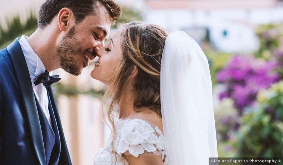 Il matrimonio di Felice e Stefania a Cetara, Salerno