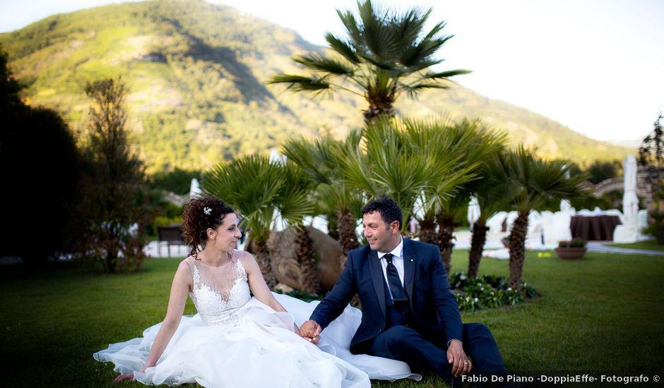 Il matrimonio di Salvatore e Michela a Montoro Superiore, Avellino