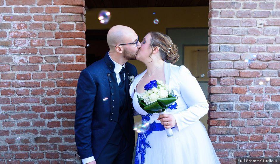 Il matrimonio di Enzo e Valentina a Brandizzo, Torino