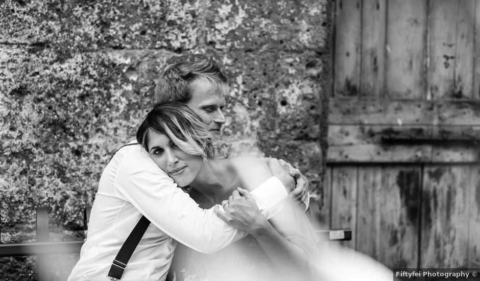 Il matrimonio di Alessandro e Carlotta a Vejano, Viterbo