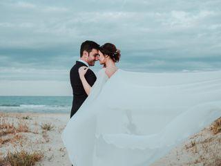 Le nozze di Fabiola e Simone