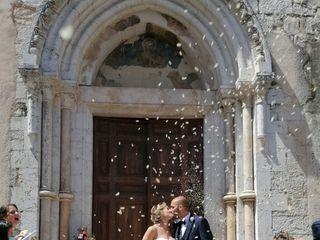 Le nozze di Luca e Lorenza 1