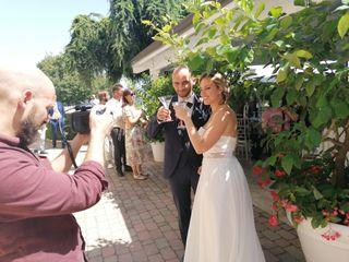 Le nozze di Luca e Lorenza
