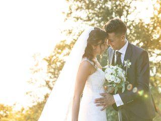 Le nozze di Mara e Gianluca