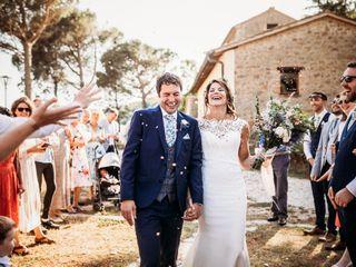 Le nozze di Claire e Daniel