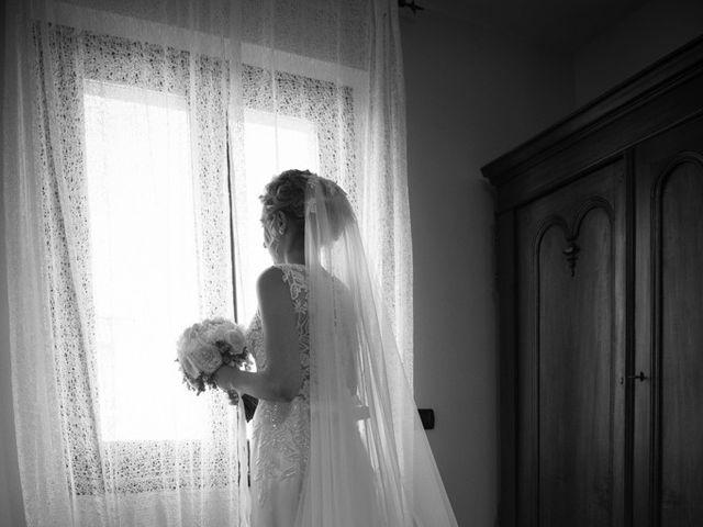 Il matrimonio di Massimo e Chiara a Borgo d'Ale, Vercelli 12