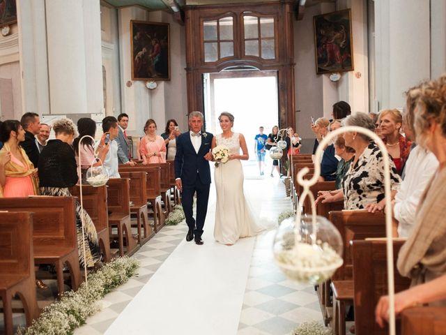 Il matrimonio di Massimo e Chiara a Borgo d'Ale, Vercelli 14