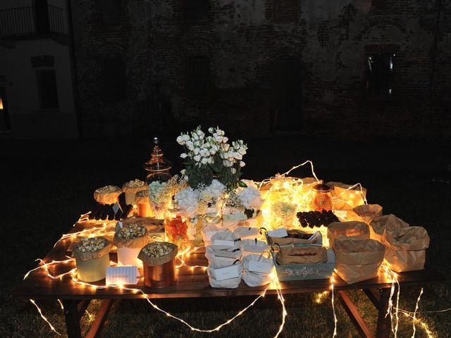 Il matrimonio di Massimo e Chiara a Borgo d'Ale, Vercelli 19