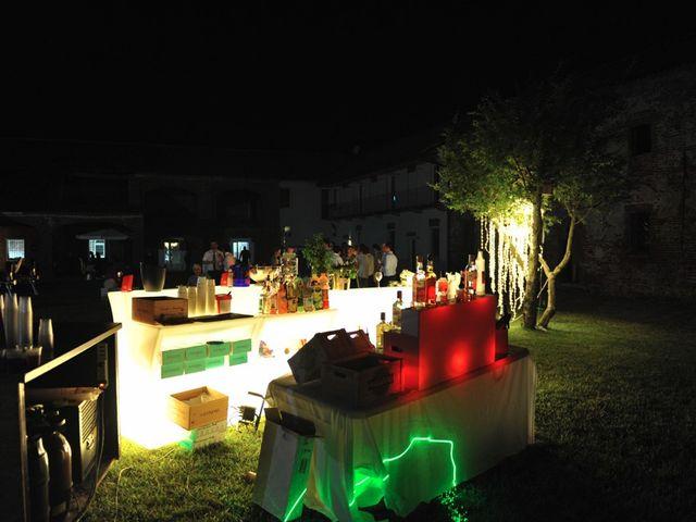 Il matrimonio di Massimo e Chiara a Borgo d'Ale, Vercelli 20