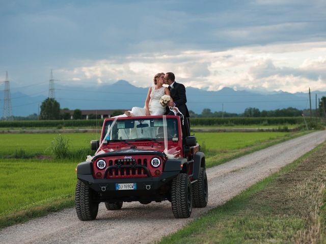 Il matrimonio di Massimo e Chiara a Borgo d'Ale, Vercelli 25