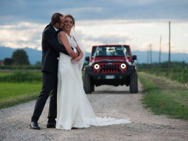 Il matrimonio di Massimo e Chiara a Borgo d'Ale, Vercelli 1