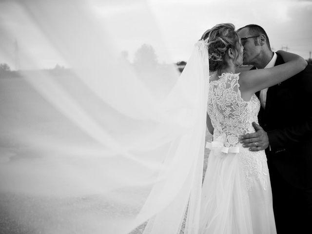 Il matrimonio di Massimo e Chiara a Borgo d'Ale, Vercelli 30