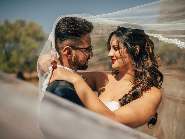 Le nozze di Melissa e Alessio
