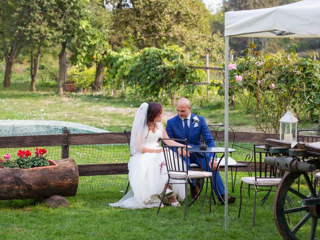 Il matrimonio di Davide e Lucia a Vigevano, Pavia 8