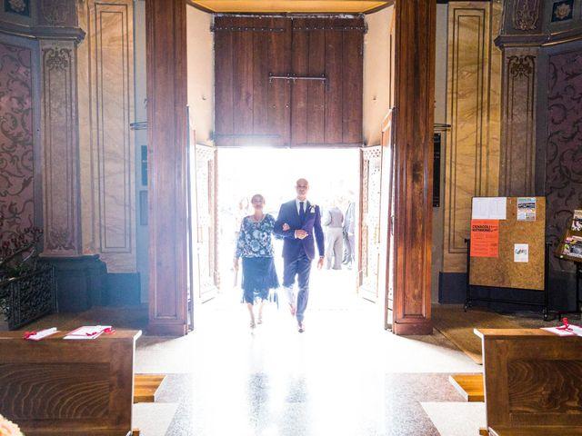 Il matrimonio di Davide e Lucia a Vigevano, Pavia 49