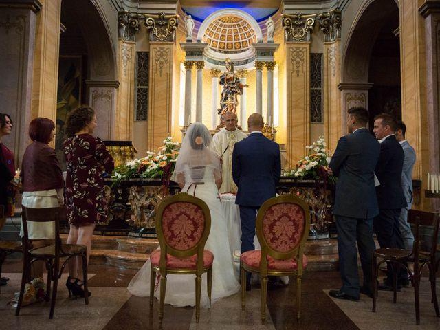 Il matrimonio di Davide e Lucia a Vigevano, Pavia 53