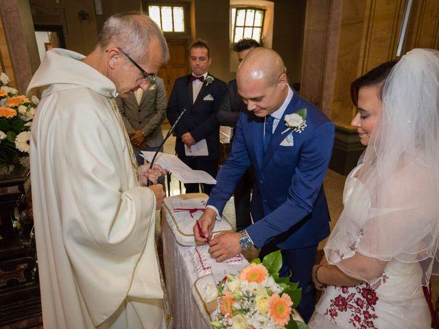 Il matrimonio di Davide e Lucia a Vigevano, Pavia 54