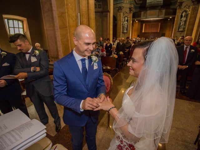 Il matrimonio di Davide e Lucia a Vigevano, Pavia 55