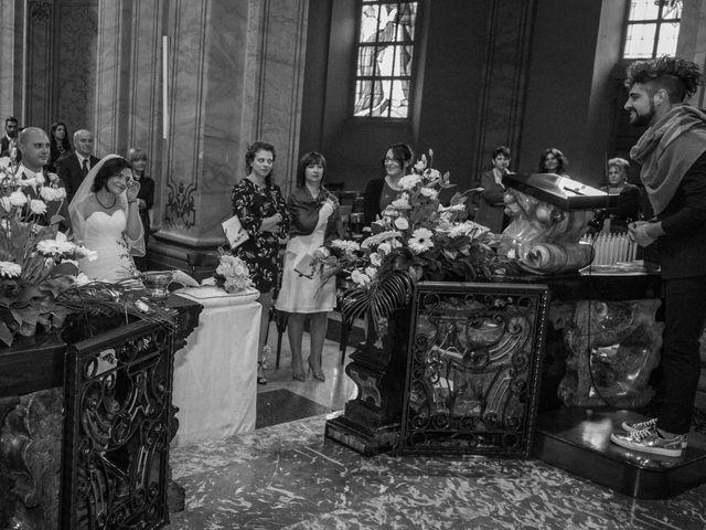 Il matrimonio di Davide e Lucia a Vigevano, Pavia 56
