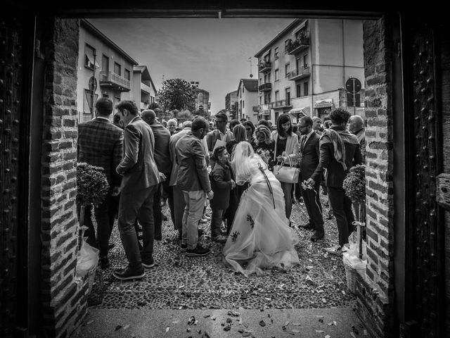 Il matrimonio di Davide e Lucia a Vigevano, Pavia 59