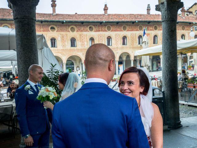 Il matrimonio di Davide e Lucia a Vigevano, Pavia 63