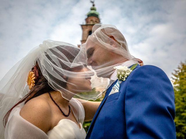 Il matrimonio di Davide e Lucia a Vigevano, Pavia 64