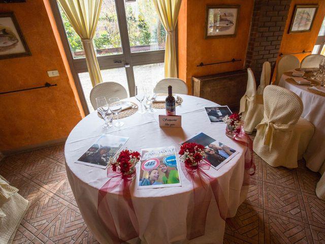 Il matrimonio di Davide e Lucia a Vigevano, Pavia 70