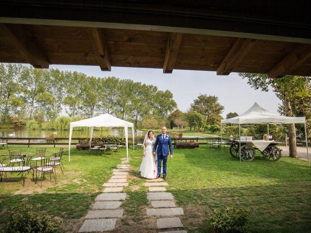 Il matrimonio di Davide e Lucia a Vigevano, Pavia 73