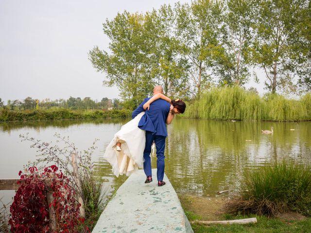 Il matrimonio di Davide e Lucia a Vigevano, Pavia 75