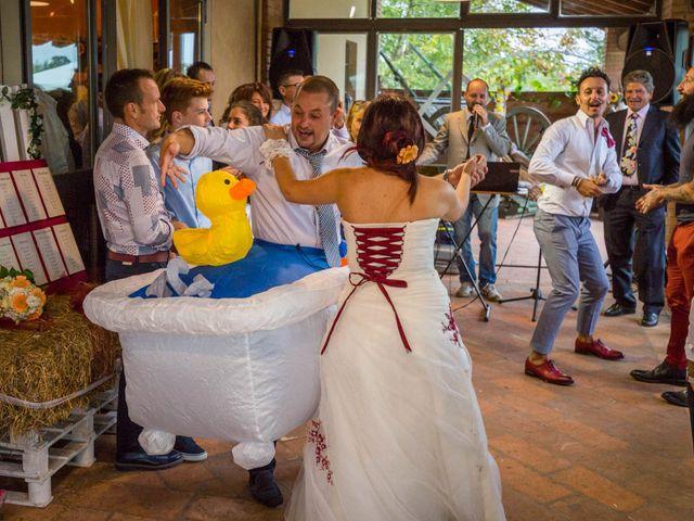 Il matrimonio di Davide e Lucia a Vigevano, Pavia 80