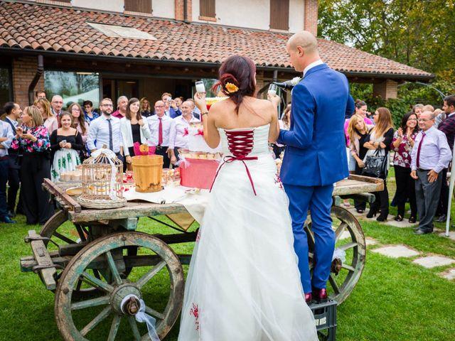 Il matrimonio di Davide e Lucia a Vigevano, Pavia 83