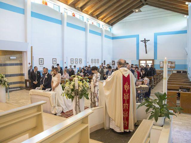 Il matrimonio di Silvio e Sara a Saronno, Varese 11