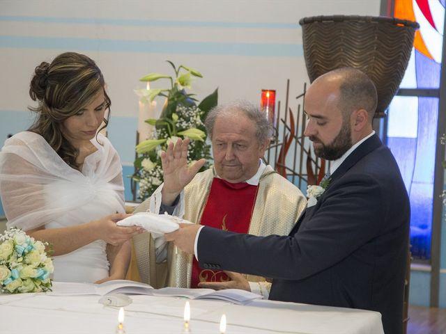 Il matrimonio di Silvio e Sara a Saronno, Varese 12