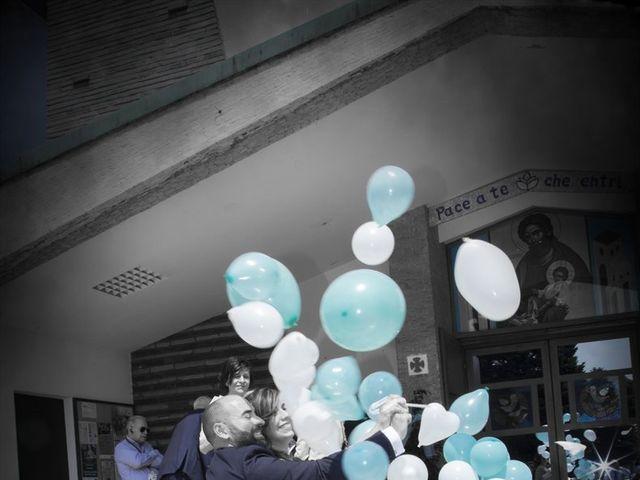 Il matrimonio di Silvio e Sara a Saronno, Varese 15